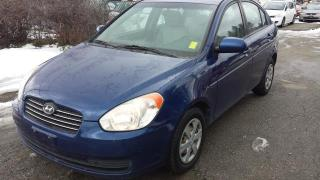 Used 2010 Hyundai Accent GLS 4-Door for sale in West Kelowna, BC
