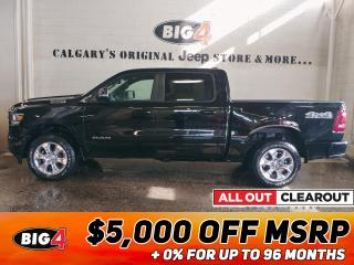 New 2020 RAM 1500 Big Horn Sport for sale in Calgary, AB