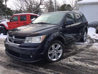 Used 2011 Dodge Journey Crew for sale in New Hamburg, ON