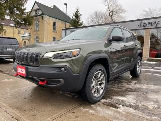 New 2020 Jeep Cherokee Trailhawk for sale in New Hamburg, ON