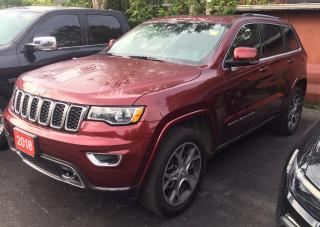 Used 2018 Jeep Grand Cherokee Limited, 25th Anniversary Edition for sale in New Hamburg, ON