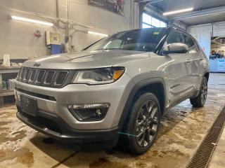 Used 2019 Jeep Compass Limited 4X4 for sale in New Hamburg, ON