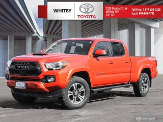 Used 2017 Toyota Tacoma 4x4 SR5 for sale in Whitby, ON