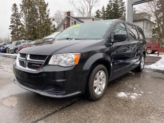 Used 2013 Dodge Grand Caravan SE/SXT for sale in New Hamburg, ON