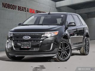 Used 2014 Ford Edge 4DR SEL FWD for sale in Mississauga, ON