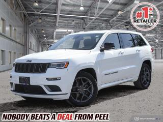 Used 2020 Jeep Grand Cherokee Limited for sale in Mississauga, ON