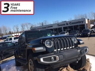 New 2020 Jeep Gladiator Overland for sale in Smiths Falls, ON