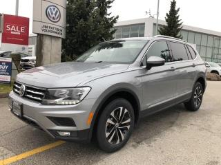 New 2020 Volkswagen Tiguan IQ Drive 4MOTION for sale in Surrey, BC