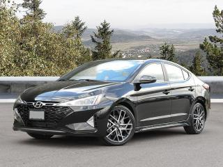 New 2020 Hyundai Elantra Sport for sale in Maple, ON