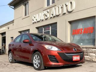 Used 2010 Mazda MAZDA3 4dr Sdn for sale in Hamilton, ON