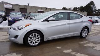 Used 2013 Hyundai Elantra GLS 6 Spd CERTIFIED 2YR WARRANTY *1 OWNER*2ND SET WINTER* BLUETOOTH HEATED SEATS AUX *WINTER TIRES* for sale in Milton, ON