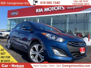 Used 2014 Hyundai Elantra GT SE w-Tech Pkg|NAVI|PANO ROOF|LEATHER|B/U CAMERA for sale in Georgetown, ON