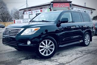Used 2010 Lexus LX 570 Sport Utility| CERTIFIED| for sale in Guelph, ON