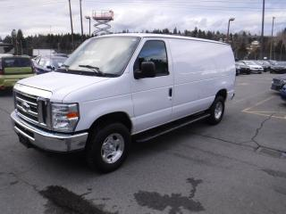 Used 2011 Ford Econoline E-250 Cargo Van for sale in Burnaby, BC