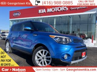 Used 2018 Kia Soul EX+ PUSH-TO-START B/UP CAM APPLE/ANDROID CARPLAY for sale in Georgetown, ON