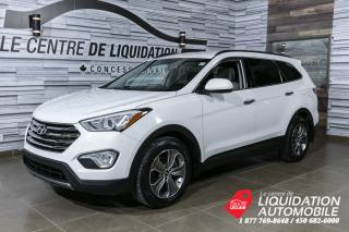 Used 2014 Hyundai Santa Fe XL for sale in Laval, QC
