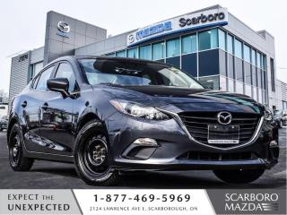 Used 2016 Mazda MAZDA3 WINTER TIRES|GS|HEATED SEAT|1 OWNER|NO ACCIDENT for sale in Scarborough, ON