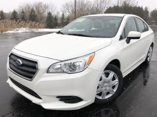 Used 2017 Subaru Legacy AWD for sale in Cayuga, ON