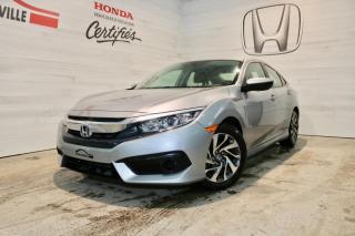 Used 2018 Honda Civic SE CVT for sale in Blainville, QC