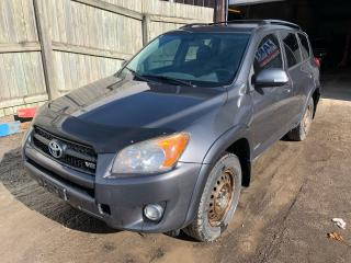 Used 2010 Toyota RAV4 Sport for sale in Ajax, ON
