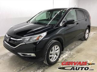 Used 2016 Honda CR-V SE AWD MAGS CAMÉRA SIÈGES CHAUFFANTS BLUETOOTH *Traction intégrale* for sale in Shawinigan, QC