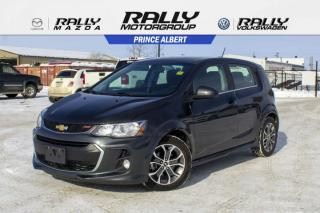Used 2017 Chevrolet Sonic LT for sale in Prince Albert, SK