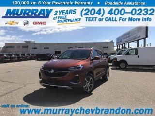 New 2020 Buick Encore GX Essence for sale in Brandon, MB