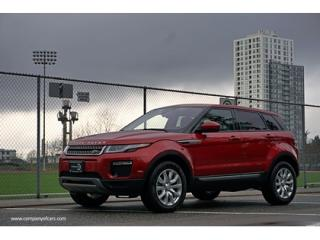 Used 2018 Land Rover Evoque SE for sale in Vancouver, BC