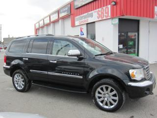 Used 2008 Chrysler Aspen Limited $5,995+HST+LIC FEE / LOADED / NAVIGATION / CLEAN CARFAX for sale in North York, ON