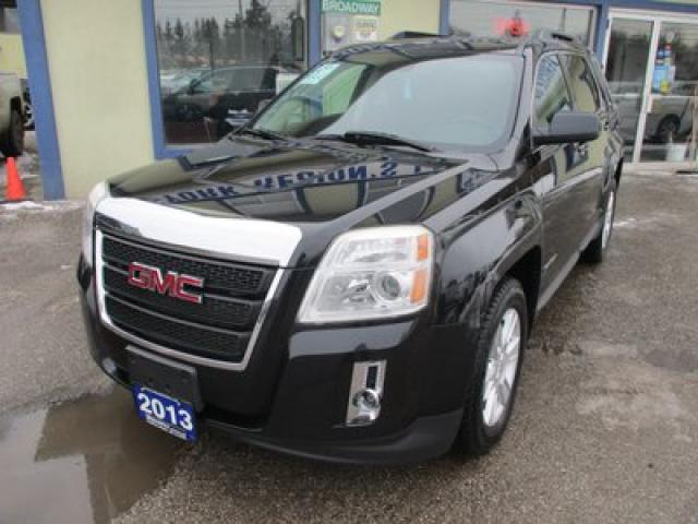 2013 GMC Terrain GREAT VALUE SLE EDITION 5 PASSENGER 2.4L - ECO-TEC.. HEATED SEATS.. BACK-UP CAMERA.. BLUETOOTH SYSTEM.. CD/AUX/USB INPUT.. PIONEER AUDIO..