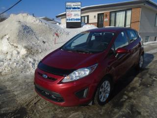 Used 2013 Ford Fiesta SE for sale in Ancienne Lorette, QC