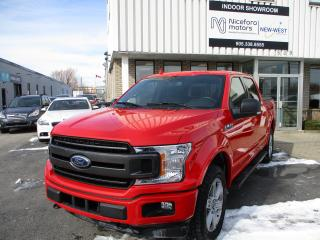 Used 2018 Ford F-150 XLT SPORT 4X4 SUPERCREW  PANORAMIC 5.0L for sale in Oakville, ON