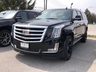 New 2020 Cadillac Escalade ESV Premium Luxury for sale in Markham, ON