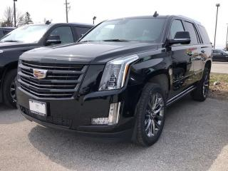 New 2020 Cadillac Escalade Platinum for sale in Markham, ON