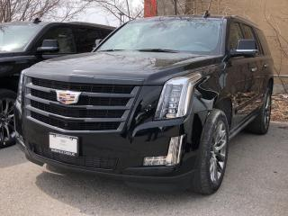 New 2020 Cadillac Escalade Premium Luxury for sale in Markham, ON