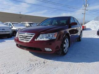 Used 2010 Hyundai Sonata Berline I4 GL 4 portes automatique std a for sale in St-Eustache, QC