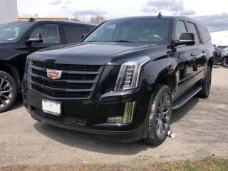 New 2020 Cadillac Escalade ESV Luxury for sale in Markham, ON