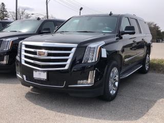 New 2020 Cadillac Escalade ESV for sale in Markham, ON