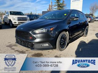 Used 2015 Ford Focus ST for sale in Calgary, AB