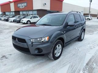 Used 2012 Mitsubishi Outlander ES 4dr FWD Wagon for sale in Steinbach, MB