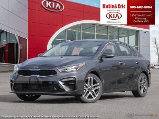 New 2020 Kia Forte EX Limited for sale in Mississauga, ON