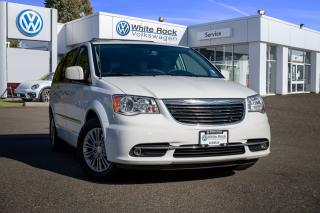 Used 2016 Chrysler Town & Country Touring-L <b>*DUAL DVD* *SUNROOF* *LEATHER* *NAVI* *POWER DOORS*<b> for sale in Surrey, BC