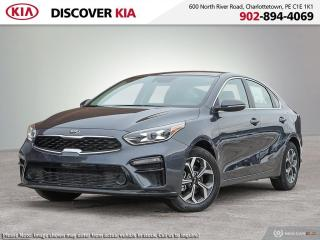New 2020 Kia Forte EX DON'T PAY FOR 120 DAYS + UP TO $1,500 OFF THE REMARKABLE FORTE! for sale in Charlottetown, PE
