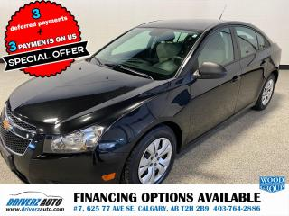Used 2014 Chevrolet Cruze 2LS for sale in Calgary, AB