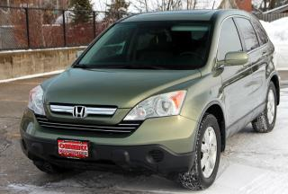 Used 2008 Honda CR-V EX-L 1-Owner | Heated Seats | Sunroof | CERTIFIED for sale in Waterloo, ON