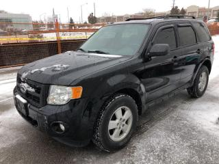 Used 2010 Ford Escape XLT Automatic Heated Seats | Leather | Sunroof | CERTIFIED for sale in Waterloo, ON