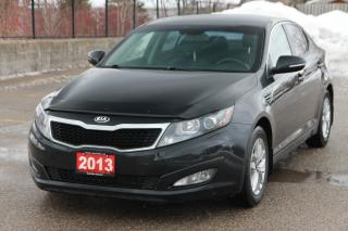 Used 2013 Kia Optima LX No Accidents | 1-Owner | Heated Seats | CERTIFIED for sale in Waterloo, ON