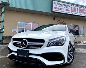 Used 2018 Mercedes-Benz AMG CLA 45 for sale in Bolton, ON