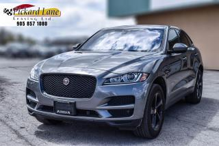 Used 2017 Jaguar F-PACE 35t Premium NAVI|SUNROOF|REVRESE CAMERA| LOADED| CERTIFIED for sale in Bolton, ON
