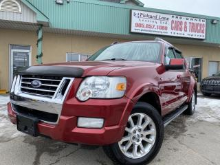 Used 2008 Ford Explorer Sport Trac LIMITED for sale in Bolton, ON